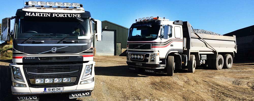 Volvo-Tipper-Lorry-Truck-Hire